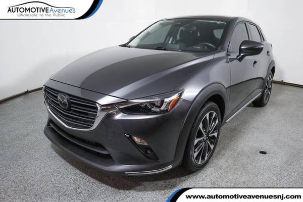 Photo 2019 Mazda CX-3, Machine Gray Metallic - $18,995 (Automotive Avenues)