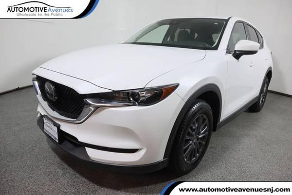 Photo 2019 Mazda CX-5, Snowflake White Pearl Mica - $20,995 (Automotive Avenues)