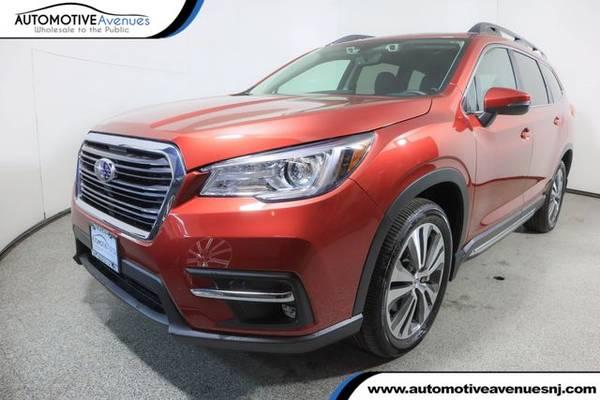 Photo 2019 Subaru Ascent, Crimson Red Pearl - $29,995 (Automotive Avenues)