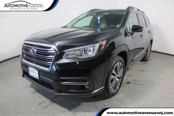 Photo 2019 Subaru Ascent, Crystal Black Silica - $29,995 (Automotive Avenues)