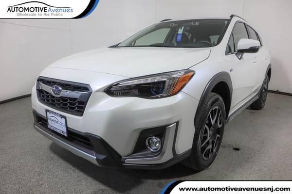 Photo 2019 Subaru Crosstrek Hybrid, Crystal White Pearl - $25,995 (Automotive Avenues)