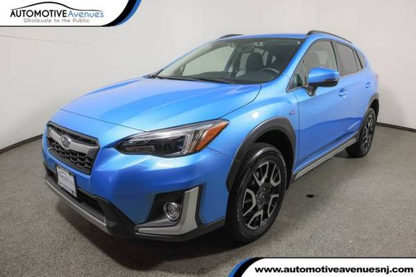 Photo 2019 Subaru Crosstrek Hybrid, Lagoon Blue Pearl - $25,995 (Automotive Avenues)