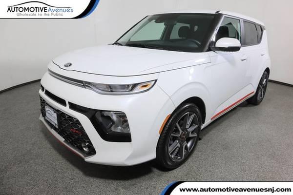Photo 2020 Kia Soul, Snow White Pearl - $16,495 (Automotive Avenues)