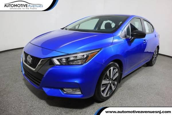 Photo 2020 Nissan Versa Sedan, Electric Blue Metallic - $15,995 (Automotive Avenues)