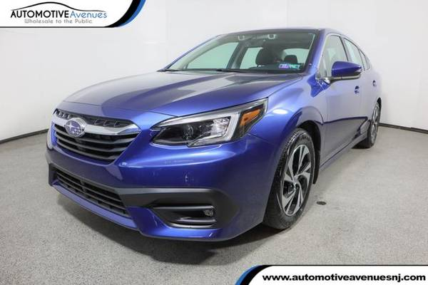 Photo 2020 Subaru Legacy, Abyss Blue Pearl - $21,995 (Automotive Avenues)