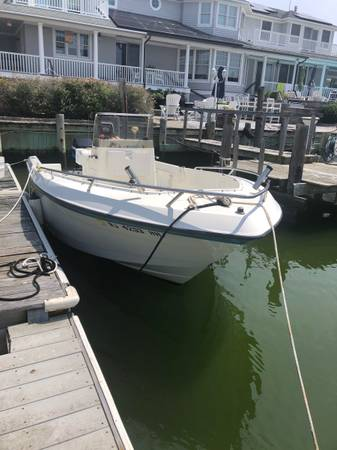 Photo 21 ft Wahoo center console - $12,500 (Beach Haven)