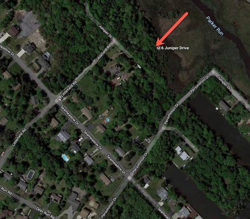 Photo .46 Acre lot in Little Egg Harbor - Discounted way below market Value (little egg harbor township)