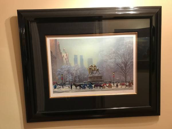 Photo Alexander Chen Central Park-South Painting - $500 (Manchester)
