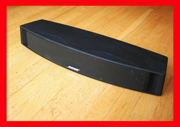 Photo BOSE VCS-10 Center Channel Speaker 4-8 Ohms 50 Watts - Tested  100 - $50 (Toms River)