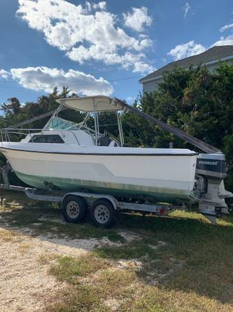 Photo Black Friday Boat sale - $2,500 (Harvey Cedars)