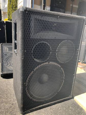 Photo Carvin 1584 PA Cabinets - $150 (Bayville)
