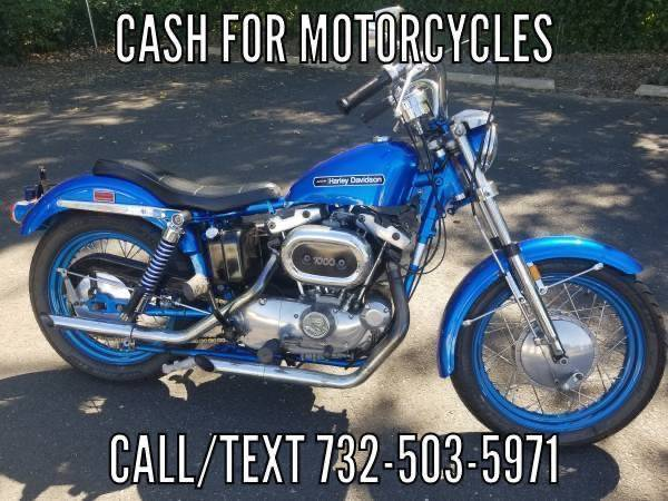 Photo Cash for your Motorcycle Motorcycles - $7,777 (Manasquan)