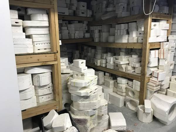 Photo Ceramic Greenware molds - $250 (Brick, NJ)