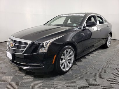 Photo Certified 2017 Cadillac ATS 2.0T AWD Sedan for sale