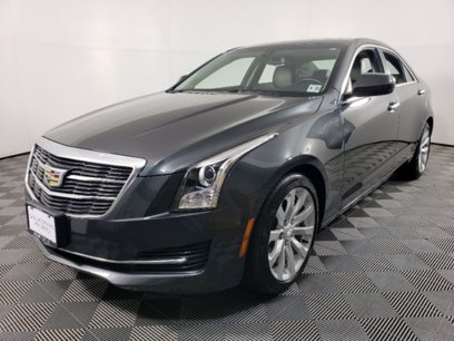 Photo Certified 2017 Cadillac ATS 2.0T Sedan for sale