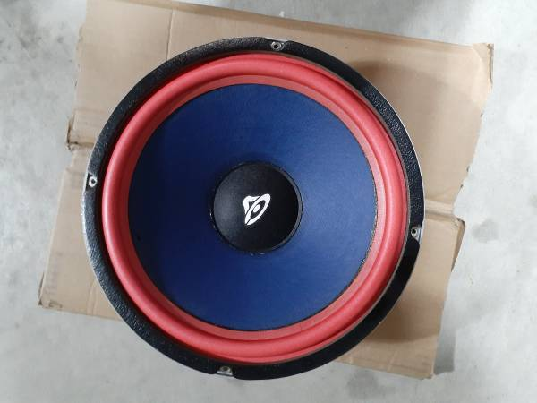 Photo Cerwin Vega 12 In Subwoofer - $30 (Bernegat, NJ)