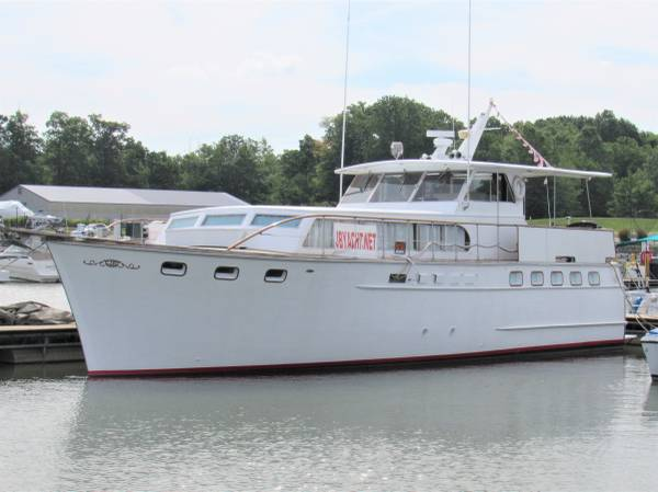 Photo Classic Johnson Brothers Motor Yacht - $45000 (Geneva, OH)