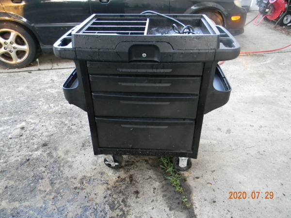Photo Craftsman 4-Drawer tool box Project Center - $60 (Middletown)
