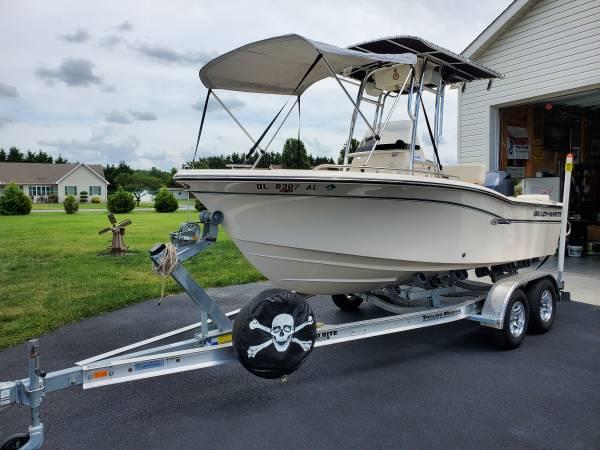 Photo Fisherman 180 Gradywhite - $45,000 (Dover Delaware)