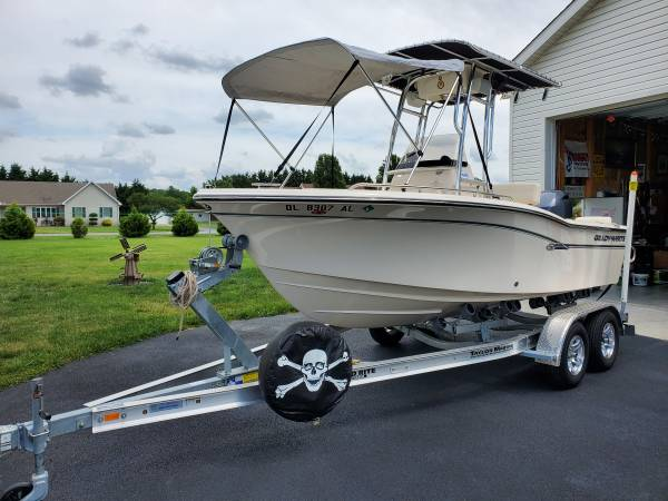Photo Fisherman 180 Gradywhite - $46,000 (Dover Delaware)