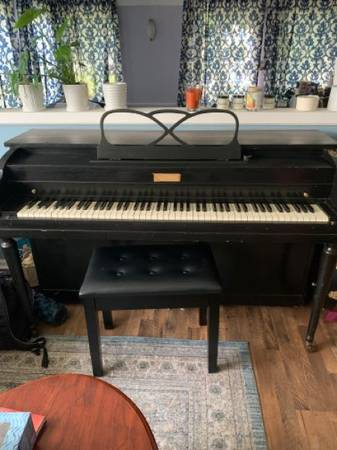 Photo Free Piano to Good Home
