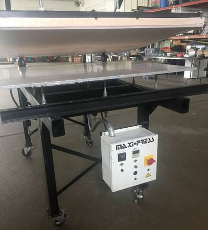 Photo Geo Knight Maxi Heat Press 30quotx40quot - $5,500 (Asbury Park)
