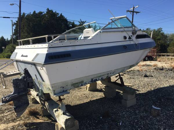Photo GlassMaster 20 foot Cuddy Cabin Mercrusier io , with title. For Free (Little Egg Harbor)