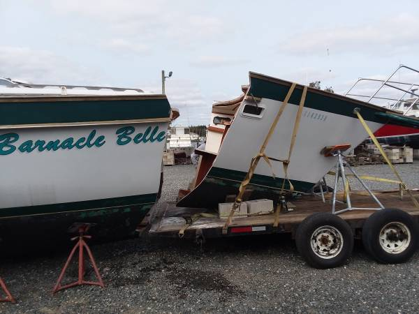 Photo I remove Sail boats removal only sail boats remove - $100 (Bayville)