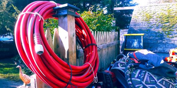 Photo Kink Free Red Gilmour Pro Commercial Hot Cold Garden Hose 34quot x 10039 - $50 (Toms River)