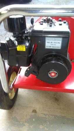 Photo MTD air sweeper leaf blower - $150 (Lanoka Harbor)