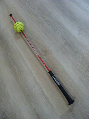 Photo Momentus Speed Hitter Baseball Swing Trainer - $55 (Toms River)