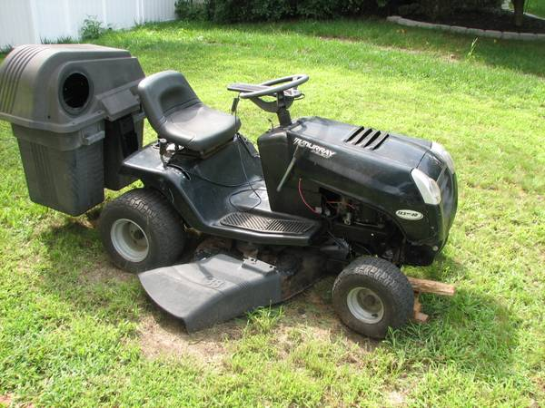 Photo Murray Riding Lawn mower Tractor (Wall)