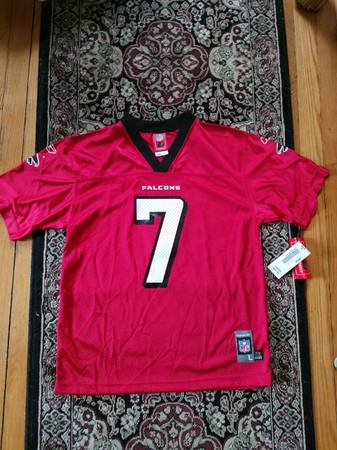 Photo NFL Atlanta Falcons Michael Vick Youth Jersey - new - $30 (Ortley Beach)