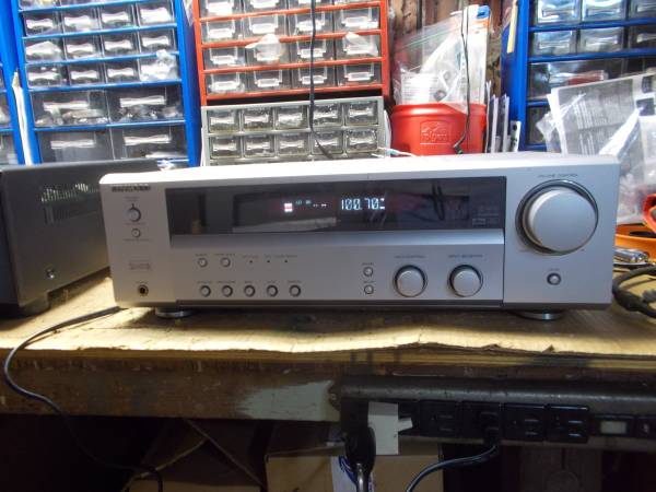 Photo Receiver AMFM Stereo Kenwood - $10 (Red Bank)