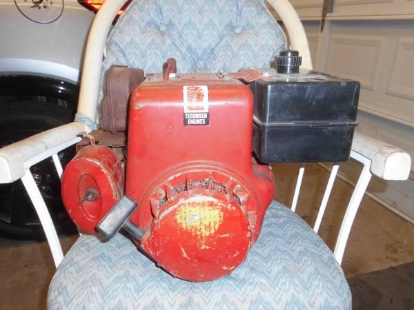 Photo Tecumseh 10 HP. Steel Sleeve Engine - $125 (Toms River N.J.)
