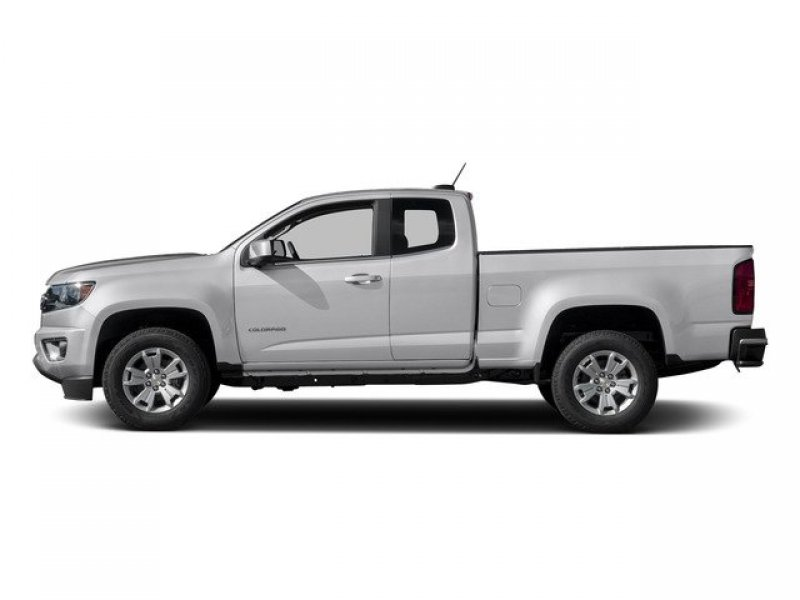 Photo Used 2015 Chevrolet Colorado 4x4 Extended Cab LT for sale
