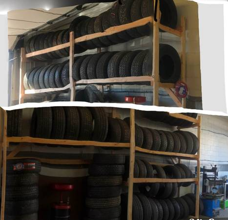 Photo Used and New tires for sale - $1 (Tomsriver)