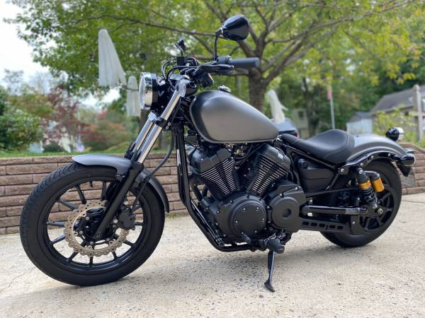 Photo Yamaha Bolt R-Spec 2014- MUST SELL - $7,000 (Navesink)