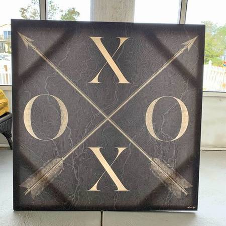 Photo Z Gallerie XOXO Poster - $120 (Little Egg Harbor)