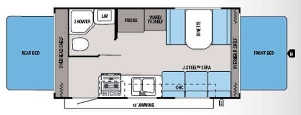 Photo 2014 Jayco Jay Feather Ultra Lite X19H $ 13995  Make an Offer