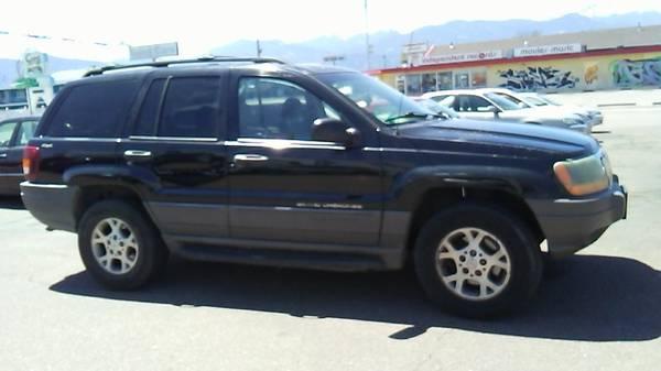 Photo 2000 jeep Will trade for 2 four-wheelers - $2,500 (Jonesboro)