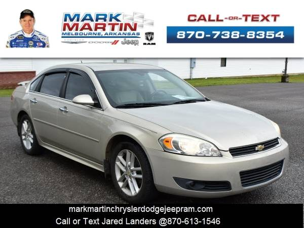 Photo 2011 Chevrolet Impala - Down Payment As Low As $99 - $8,950