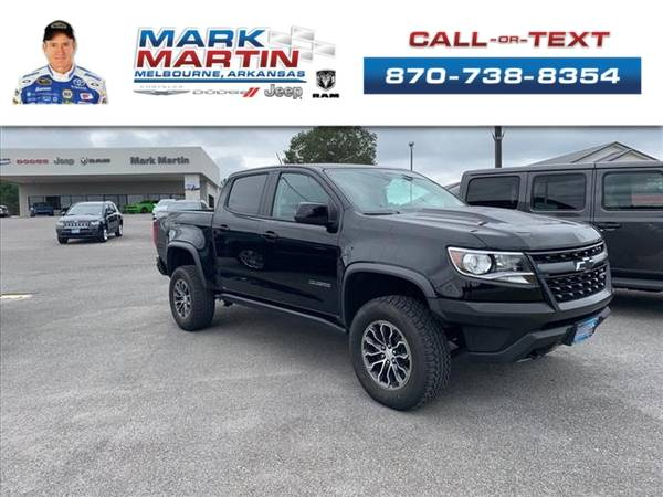 Photo 2018 Chevrolet Colorado - Down Payment As Low As $99 - $32,855