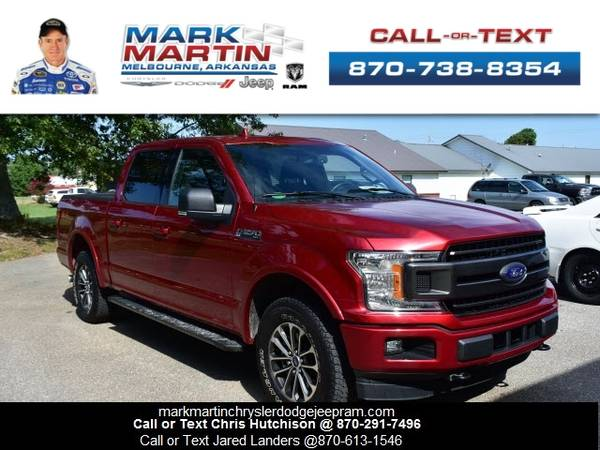 Photo 2018 Ford F-150 - Down Payment As Low As $99 - $38,671