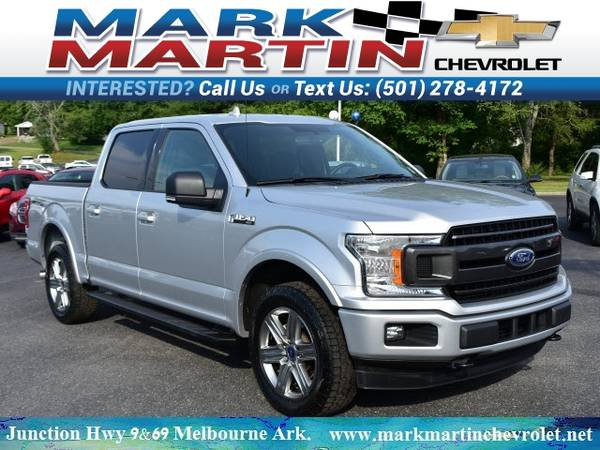 Photo 2018 Ford F-150  - $38,200 (_Ford_ _F-150_ _Truck_)