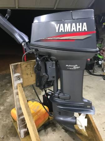 Photo 40 Yamaha 2 stroke Big Tiller - $3,400 (Paragould)