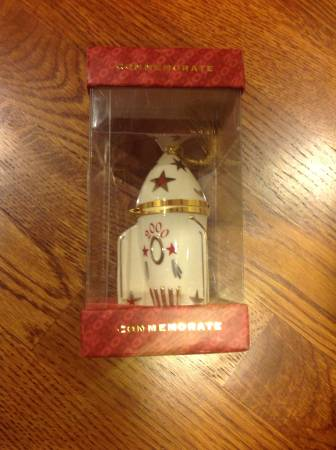 Photo Antique NEW Never Opened Lenox china ornament(have 4) - $13 (Collierville)