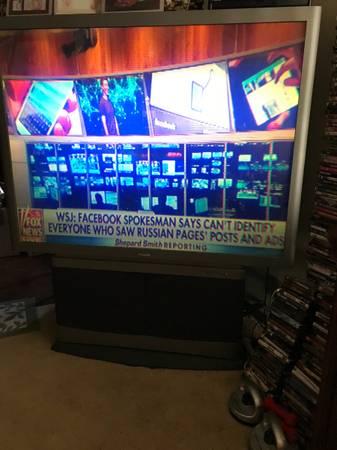 Photo Big screen TV - $300 (Harrisburg)