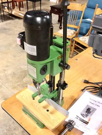 Photo Central Machinery Mortising Machine - $300 (Horseshoe Bend)