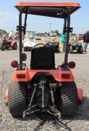 Photo Kubota bx 1800 garden tractor - $3,500 (Cherry Valley)